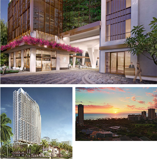 The Ritz Carlton Residences, Waikiki Beach
